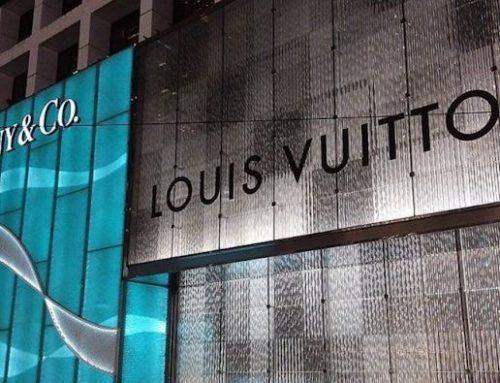 LVMH fait briller Tiffany et le luxe français pour 14,7 milliards d'euros