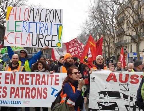 Réforme des retraites : le bras de fer qui immobilise la France