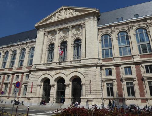 Une rentrée à Sciences Po Lille pas comme les autres